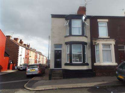 3 Bedrooms Terraced House for sale in South Hill Road, Liverpool, Merseyside, L8