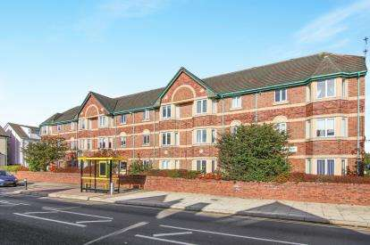 2 Bedrooms Flat for sale in Oxford Court, 68 Oxford Road, Waterloo, Liverpool, L22