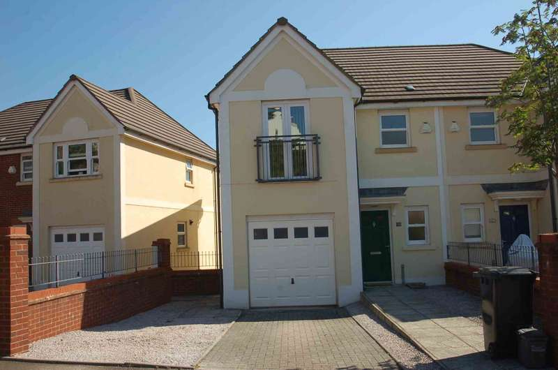 4 Bedrooms Semi Detached House for rent in Lyte Hill Lane, Torquay