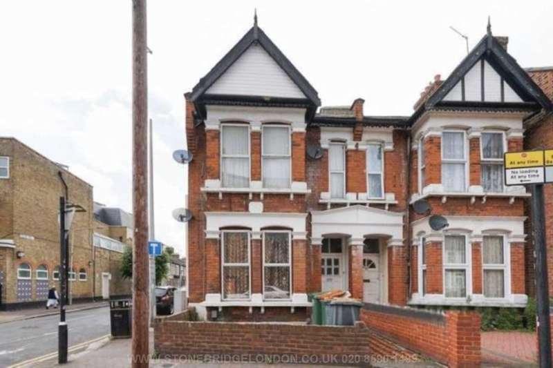 1 Bedroom Flat for sale in Plashet Grove, East Ham, E6