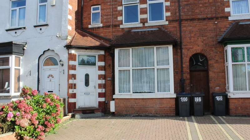 4 Bedrooms Semi Detached House for rent in SHOWELL GREEN LANE