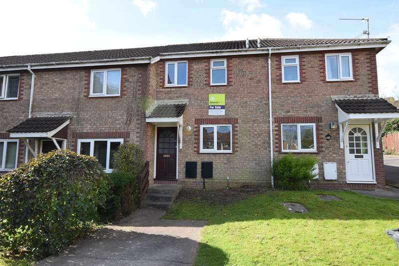 2 Bedrooms Terraced House for sale in Bankside Close, Thornhill, Cardiff. CF14 9EQ