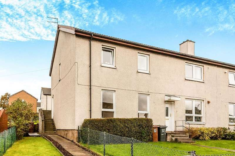 3 Bedrooms Flat for sale in Jubilee Crescent, Gorebridge, EH23