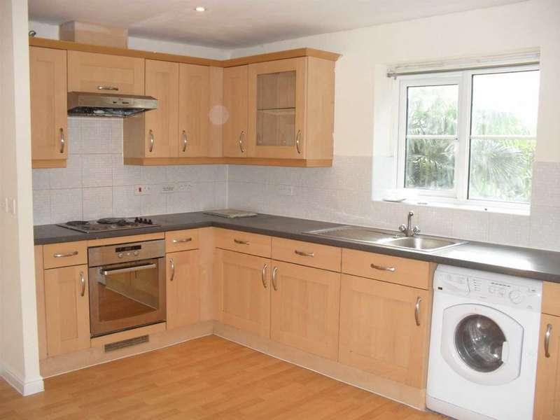 2 Bedrooms Apartment Flat for sale in Windermere Avenue, Purfleet, Purfleet