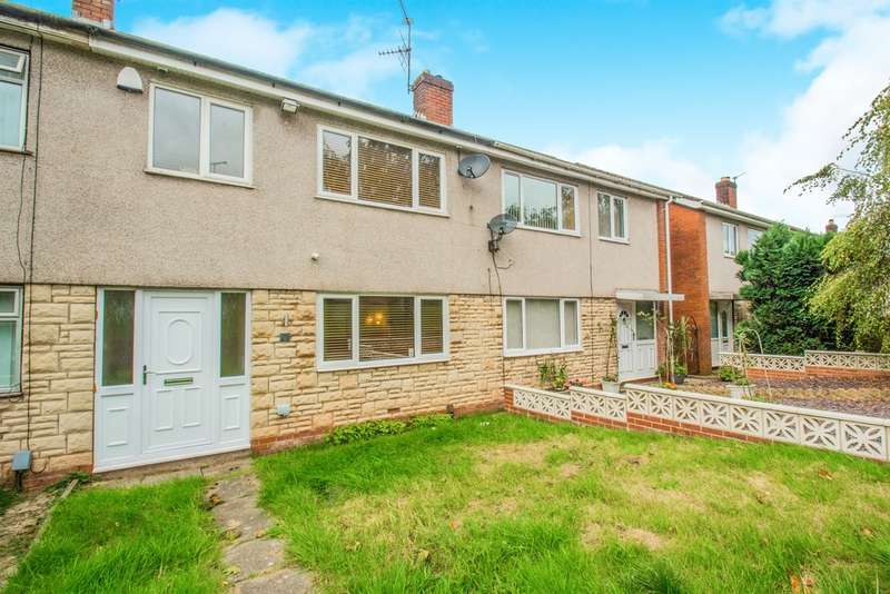 3 Bedrooms Terraced House for sale in Coeden Dal, Cardiff