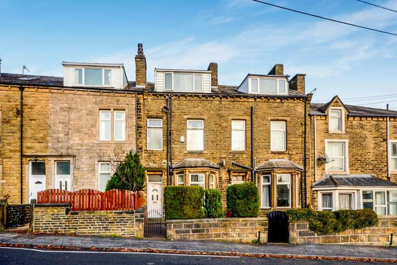 4 Bedrooms Terraced House for sale in Highfield Lane, Keighley, West Yorkshire, BD21 2HU