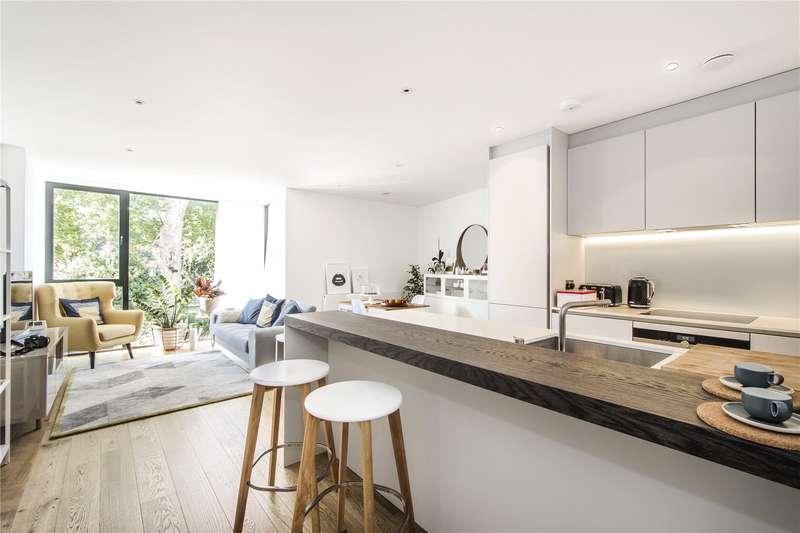3 Bedrooms Flat for sale in Dyers Lane, London, SW15