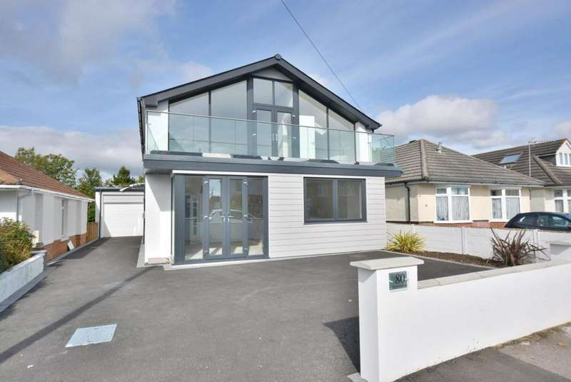 4 Bedrooms Detached House for sale in Poole, Dorset BH14