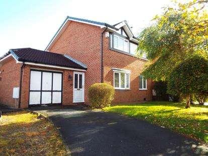 4 Bedrooms Detached House for sale in Magnolia Close, Fulwood, Preston, Lancashire, PR2
