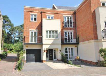 5 Bedrooms End Of Terrace House for sale in Bassett, Southampton, Hampshire