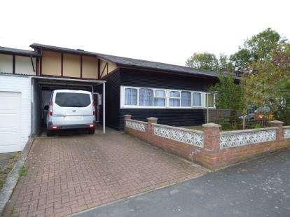 3 Bedrooms Bungalow for sale in Lammas, Beanhill, Milton Keynes, Buckinghamshire
