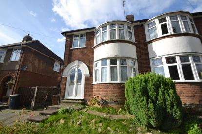 3 Bedrooms Semi Detached House for sale in Third Avenue, Wellingborough, Northamptonshire