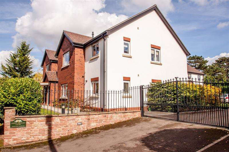 2 Bedrooms Flat for sale in Ryefield Road, Ross-On-Wye