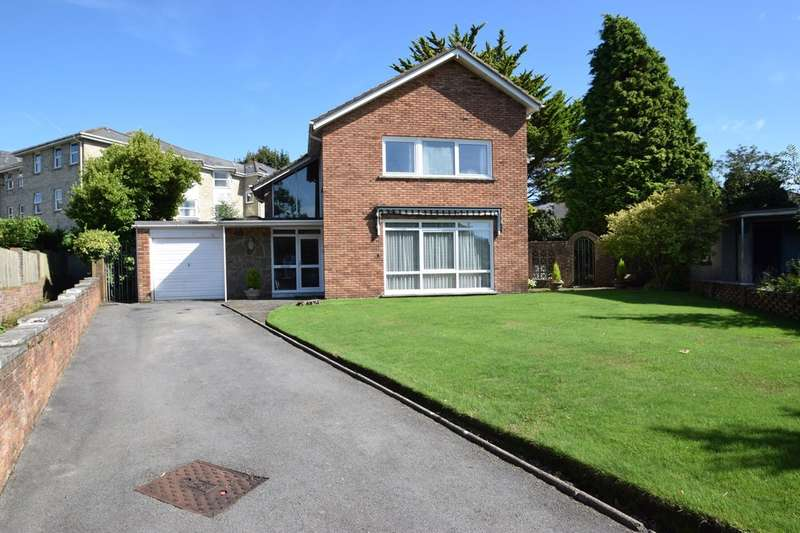 4 Bedrooms Detached House for sale in 7 Newbridge Gardens, Bridgend, Bridgend County Borough, CF31 3PB.