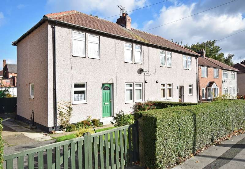 3 Bedrooms Semi Detached House for sale in Haselden Road, Wakefield