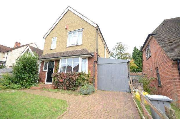 5 Bedrooms Detached House for sale in Northumberland Avenue, Reading, Berkshire
