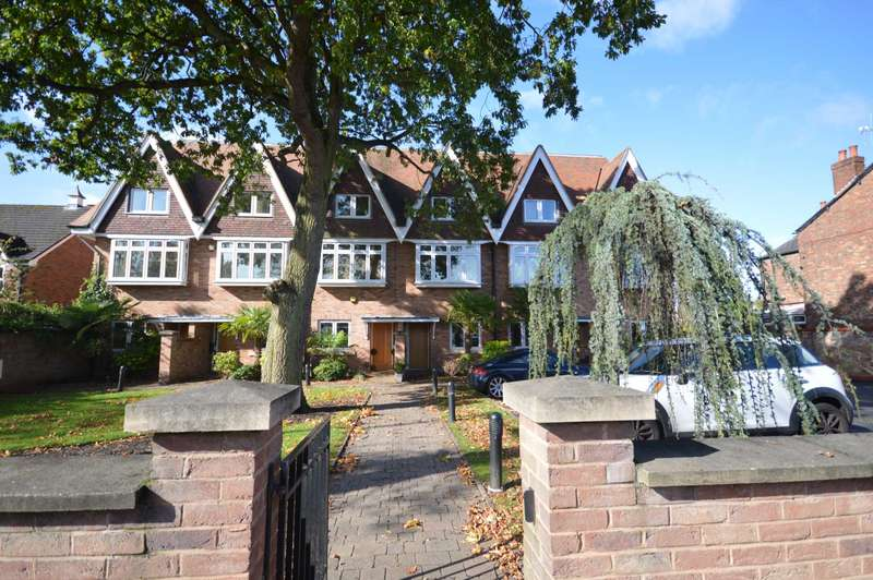5 Bedrooms Town House for sale in BRAMHALL LANE SOUTH, Bramhall