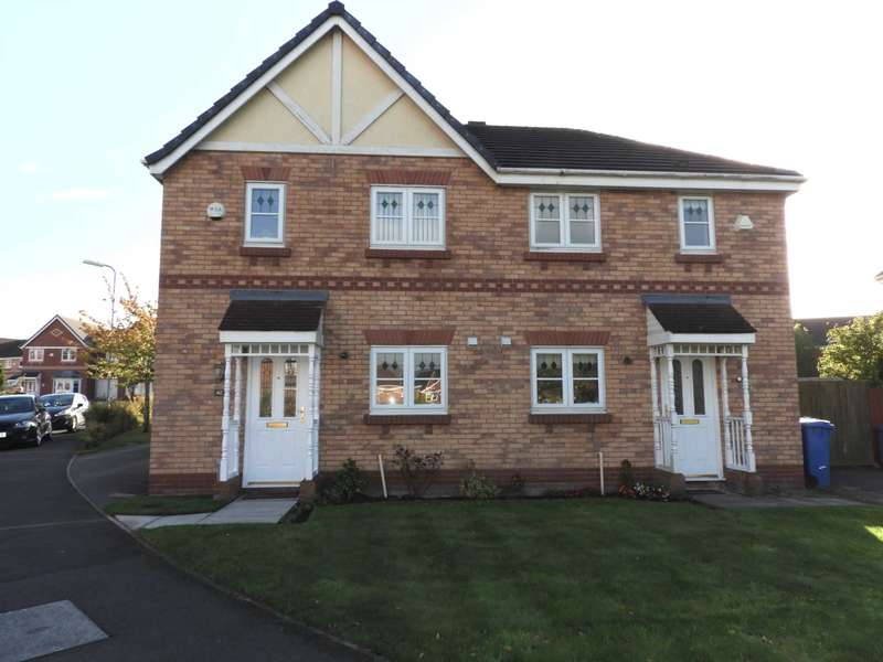 3 Bedrooms Semi Detached House for sale in Penda Drive, Liverpool