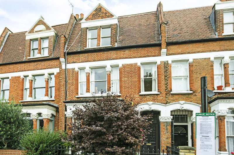 4 Bedrooms House for sale in Carysfort Road, Stoke Newington, N16