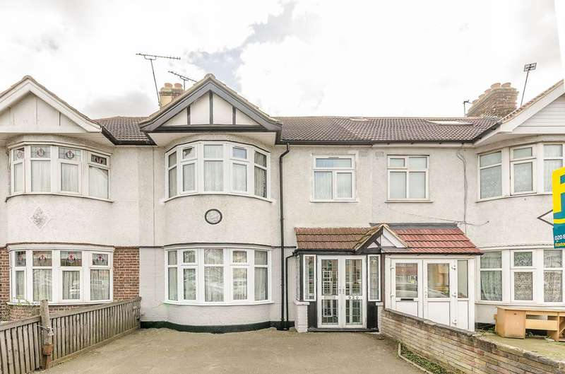 3 Bedrooms House for sale in Eastern Avenue, Newbury, IG2