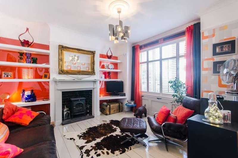 2 Bedrooms House for sale in Selwyn Road, Harlesden, NW10