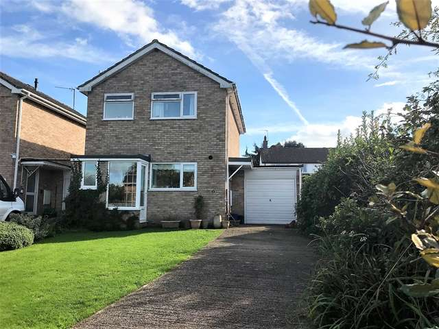 3 Bedrooms Link Detached House for sale in Butts Road, Ottery St Mary