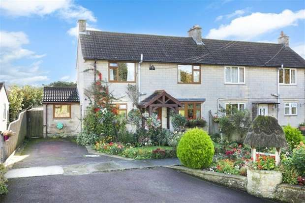 3 Bedrooms Semi Detached House for sale in Fairview, Mells