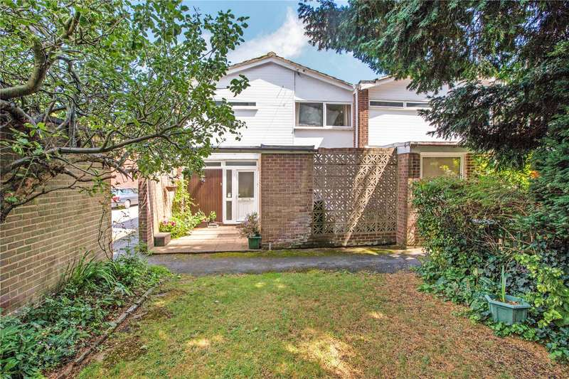 3 Bedrooms Semi Detached House for sale in Wellbank, Rectory Road, Taplow, Maidenhead, SL6