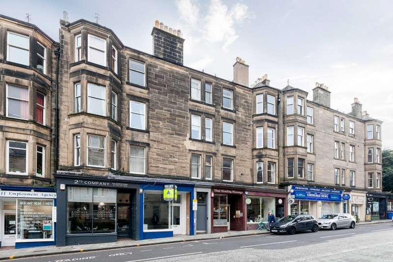 2 Bedrooms Flat for sale in Comiston Road, Edinburgh, EH10 6AQ