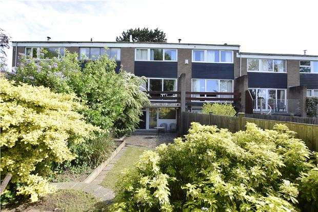 3 Bedrooms Town House for sale in Cotham Park, Cotham, Bristol, BS6 6BZ