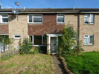 3 Bedrooms Terraced House for sale in Ringway, Briar Hill, Northampton, Northamptonshire