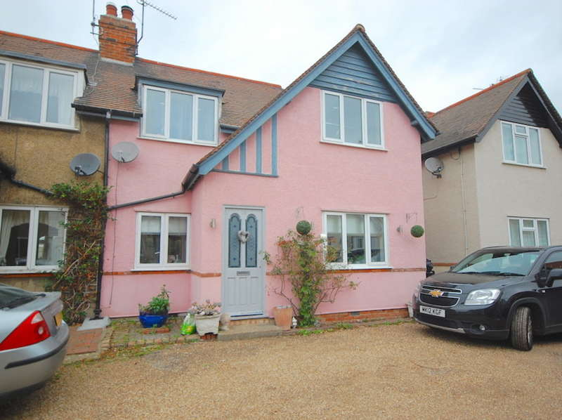 4 Bedrooms Semi Detached House for sale in Springfield Cottages, Heybridge, Maldon, CM9
