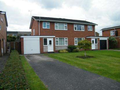 3 Bedrooms Semi Detached House for sale in Limewood Grove, Barnton, Northwich, Cheshire