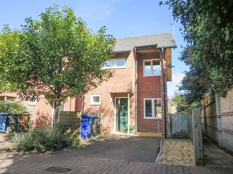 2 Bedrooms End Of Terrace House for sale in Falmouth Street, Newmarket