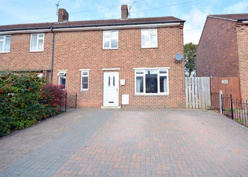 2 Bedrooms Semi Detached House for rent in Coronation Avenue, Shildon, DL4 2AA