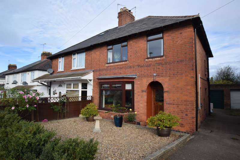 3 Bedrooms Semi Detached House for sale in Houlditch Road, Leicester, LE2 3FE