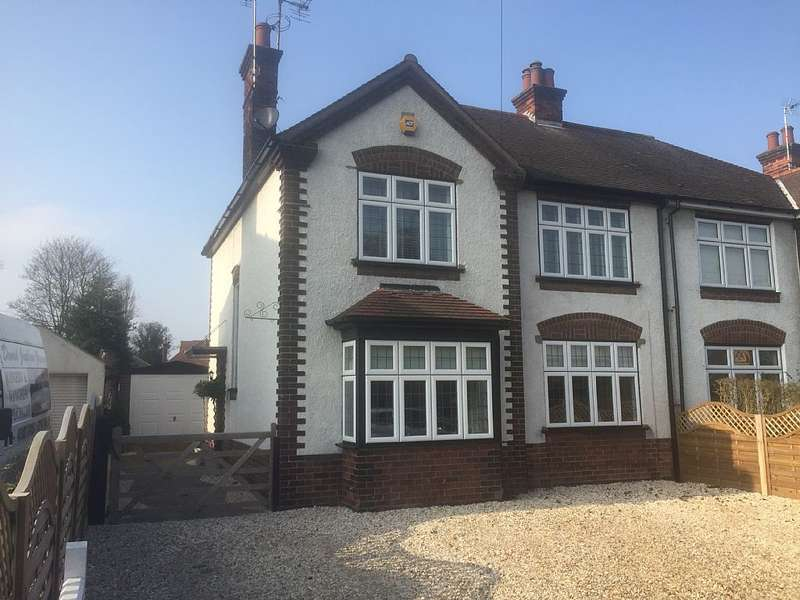 4 Bedrooms Semi Detached House for sale in Doncaster Road, Bawtry, Doncaster, South Yorkshire, DN10
