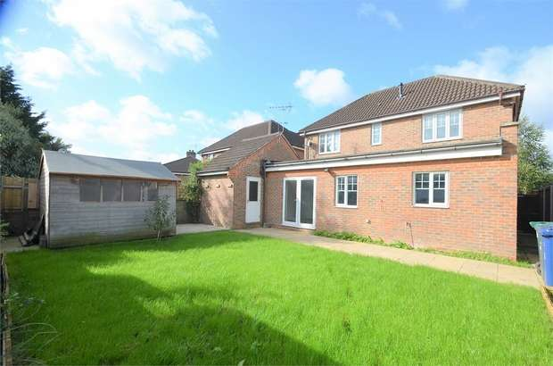 3 Bedrooms Detached House for sale in Tithe Close, Mill Hill, NW7
