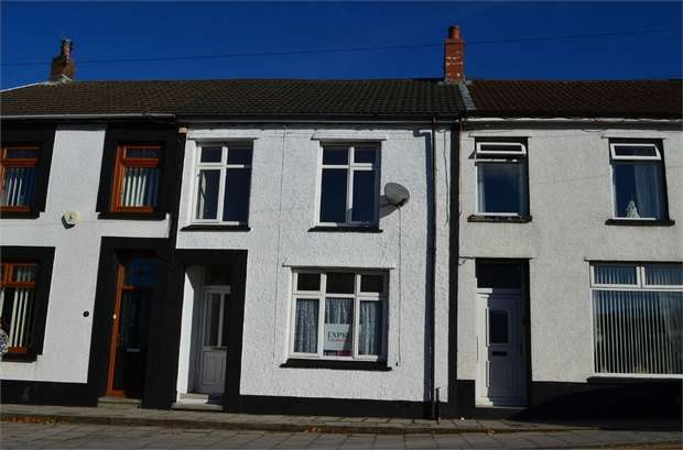 3 Bedrooms Terraced House for sale in Victoria Road, Rhymney, Tredegar, Caerphilly