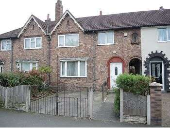 3 Bedrooms Terraced House for sale in Queens Drive, Liverpool, L13 0AW