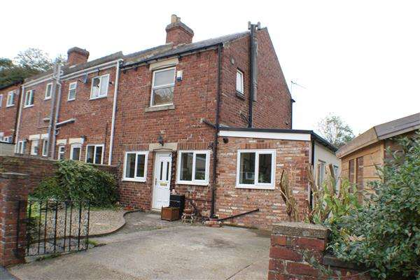 2 Bedrooms Terraced House for sale in Sycamore Place, Lanchester