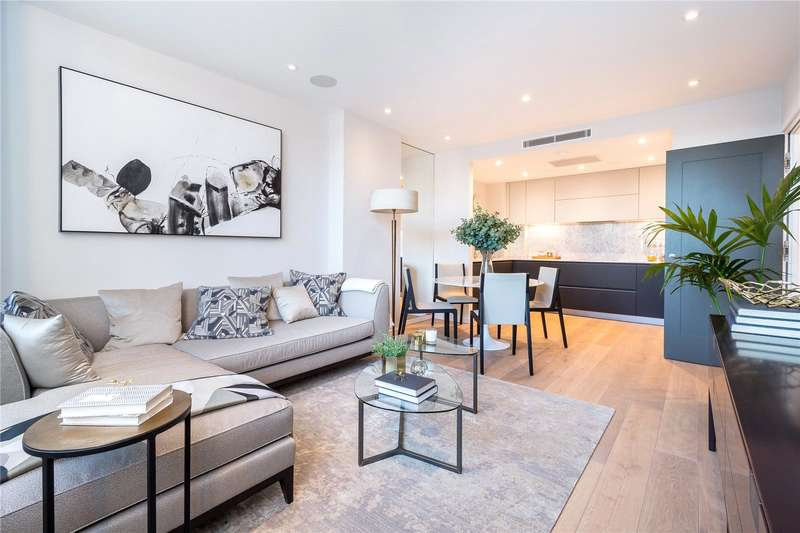 2 Bedrooms Flat for sale in Highgate Road, London, NW5