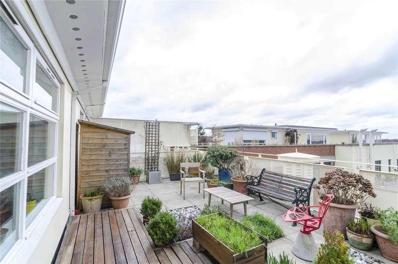 2 Bedrooms Flat for sale in Manor Gardens, London, N7