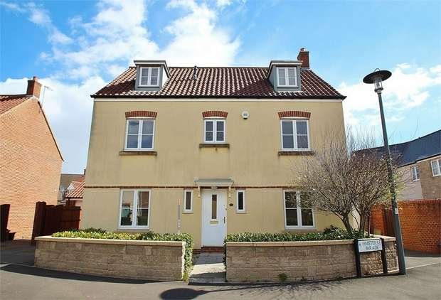 5 Bedrooms Detached House for rent in Finisterre Parade, Portishead, North Somerset