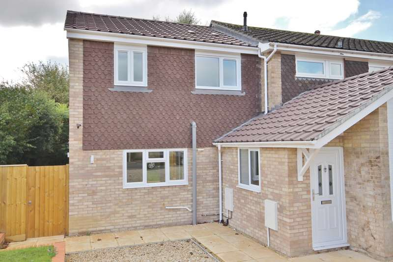 3 Bedrooms End Of Terrace House for sale in Larch Close, Southmoor, Abingdon, OX13