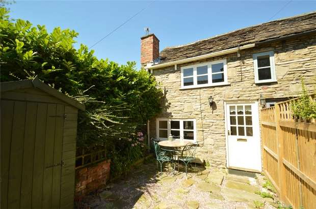 2 Bedrooms Cottage House for sale in Stonemill Court, Wellington Road, Bollington, Macclesfield, Cheshire
