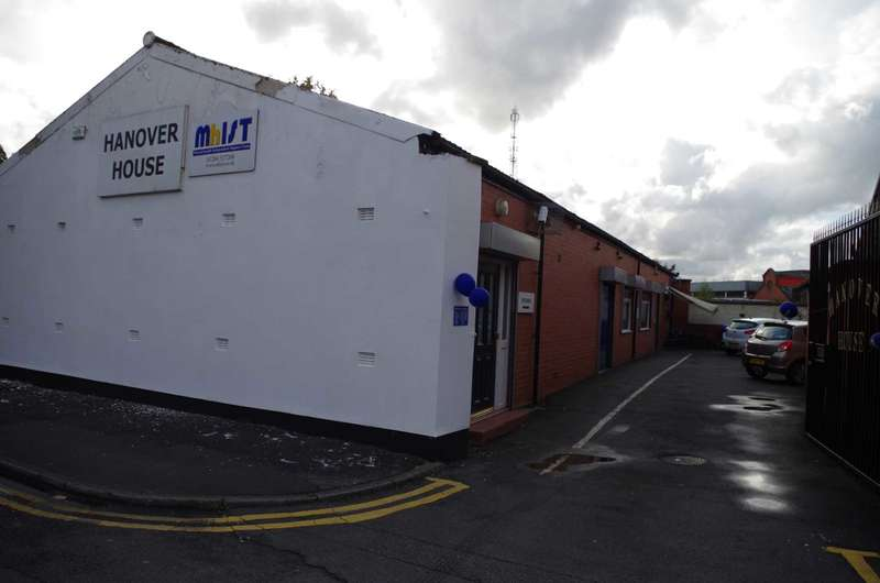 Commercial Property for sale in Hanover Street, Bolton BL1 4TG