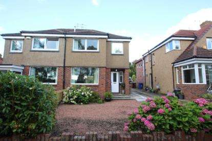 3 Bedrooms Semi Detached House for sale in The Grove, Greenock Road, Bishopton, Renfrewshire