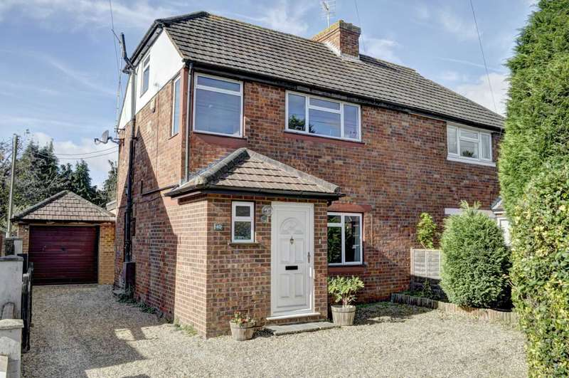 3 Bedrooms Semi Detached House for sale in Newton Road, Marlow