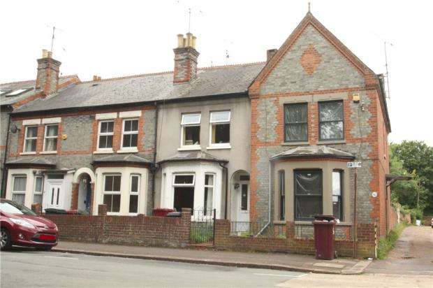 3 Bedrooms Terraced House for sale in St. Bartholomews Road, Reading, Berkshire
